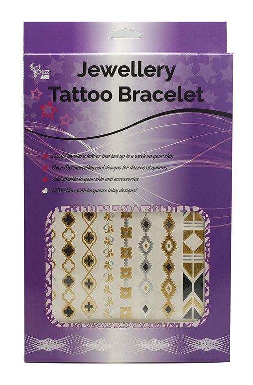 Jewellery Tattoos - Bracelet