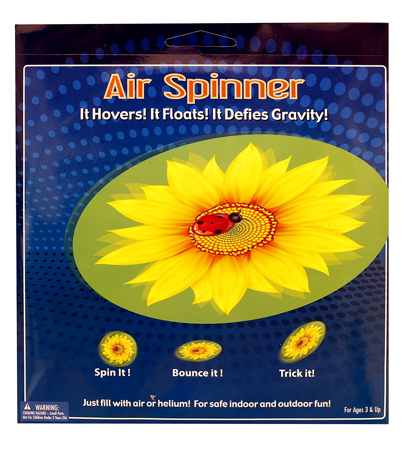 Air Spinner - Flower