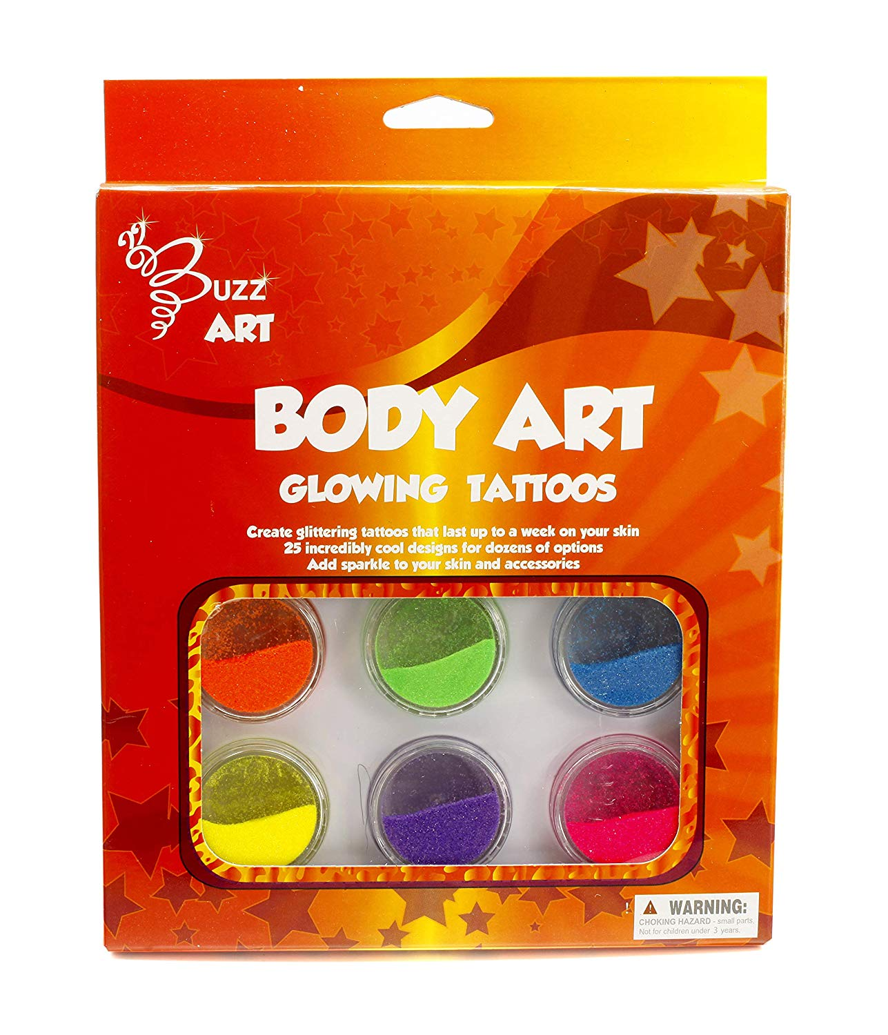 Body Art Tattoos - Glow