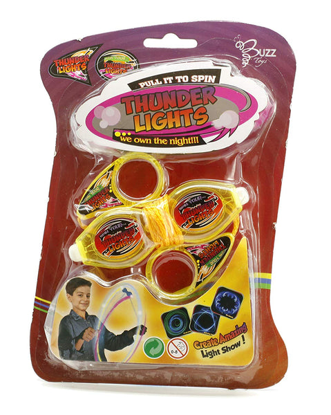 Buzz Toys Thunder Lights