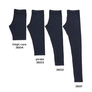 3602 Leggings - trekvartslängd