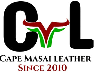 Logo-Cape Masai leather