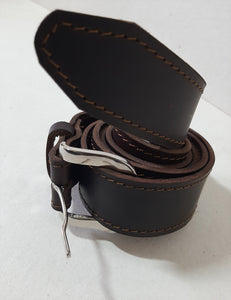 leather belts - cape Masai Leather