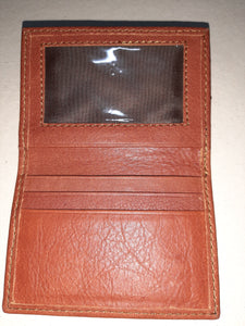 Card holders - cape Masai leather