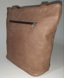 big leather bags - cape Masai Leather