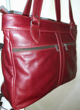 Load image into Gallery viewer, Tote leather bags - cape Masai Leather