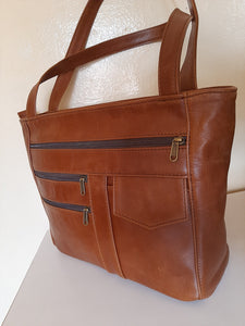 MDL leather Bags - cape Masai Leather