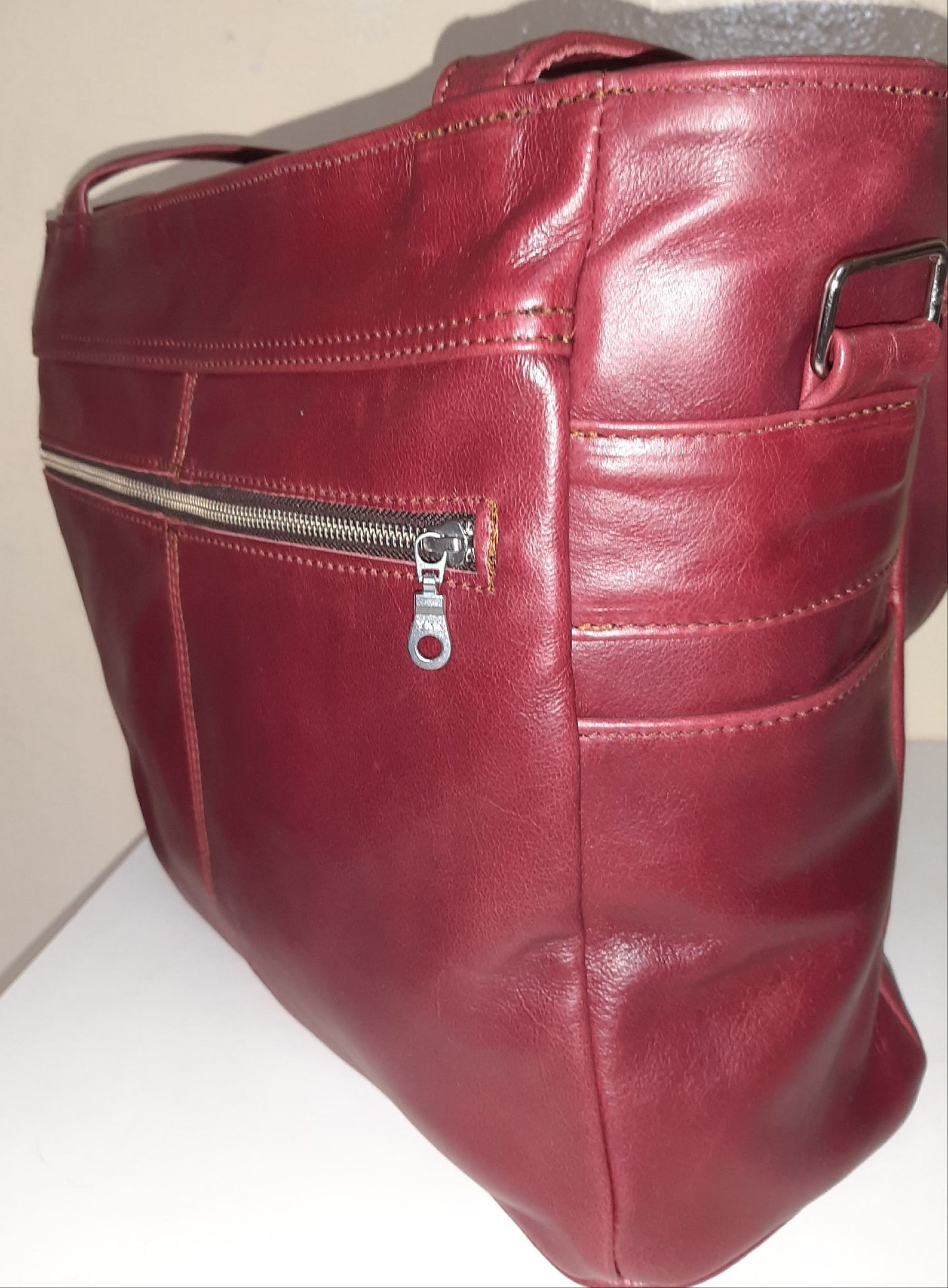Marie Nel leather bags - cape Masai Leather