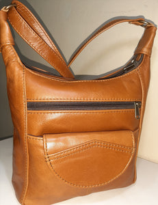 SH medium leather bags