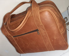Load image into Gallery viewer, Cape Executive Traveler Bag - Cape Masai Leather