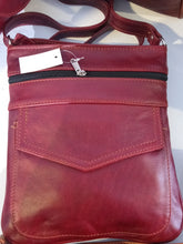 Load image into Gallery viewer, Leony Sling leather Bags - cape Masai Leather