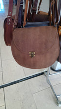Load image into Gallery viewer, D Bag small leather bags - cape Masai Leather