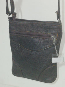 Sling leather bags  small - cape Masai Leather