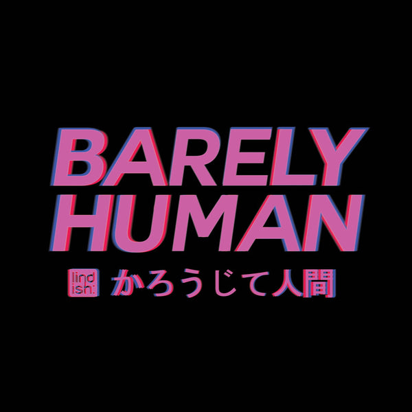 BARELY HUMAN - SWEATER