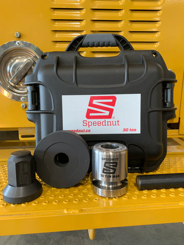 Speednut 60 Ton Kit - Coming soon!