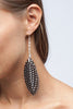 Fair Trade Feather Earrings