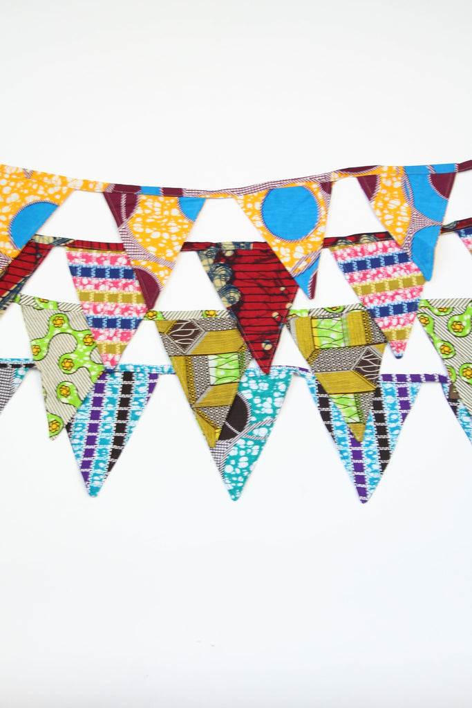 Bunting Flag Decorative Banner