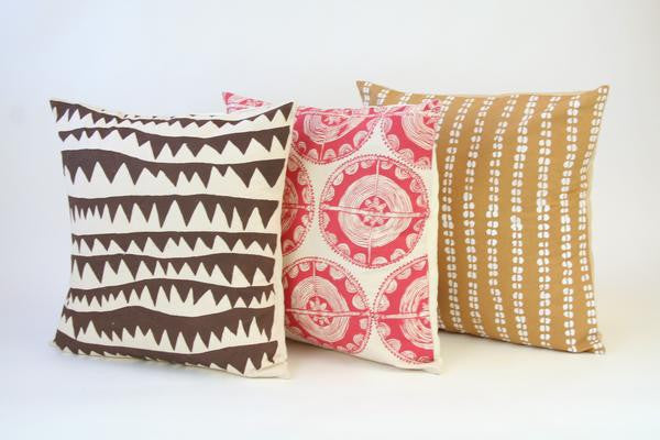Screen Print Pillows (18