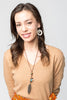 Malaika Tagua Earrings