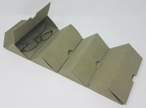 CUSTOM QUAD EYEGLASS CASE