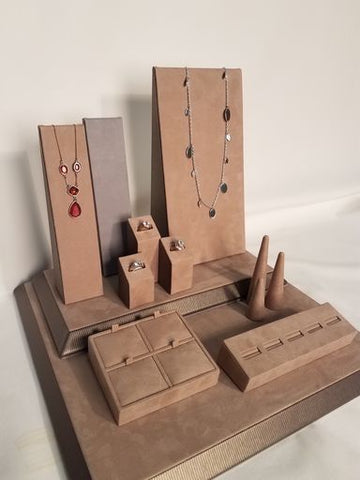 CUSTOM JEWELRY DISPLAY SET