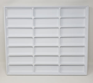 PP21-3-0 - PLASTIC TRAY OPEN BOTTOM