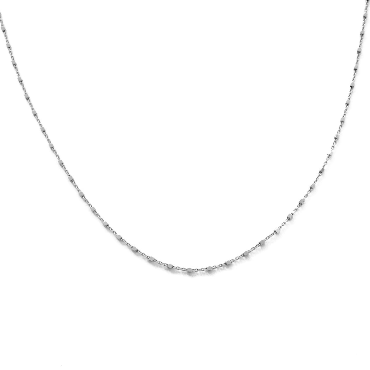 Diamond chain silver