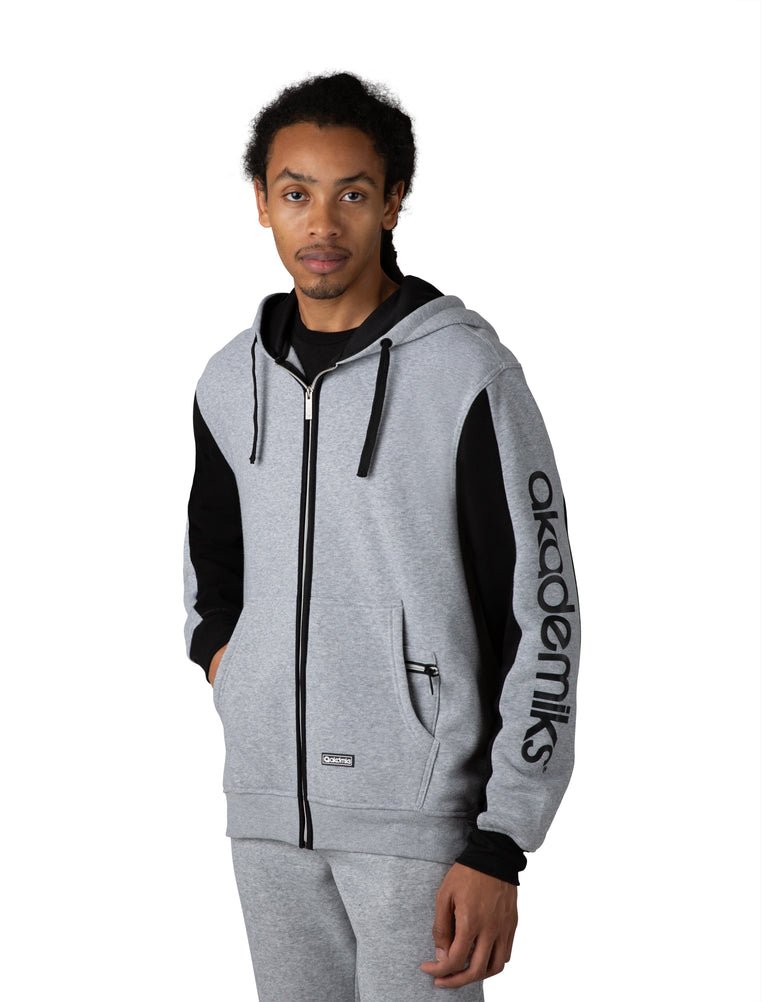 Breach Color Block Hoody