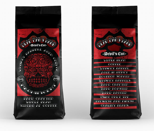 Devils Cut Coffee Batch 5