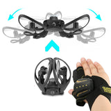 (video) 2019 Gloves Control Interactive Mini Drone