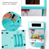 Catcher Alarm Clock Coin Operated Game Machine
