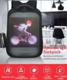 Led Display Backpack Smart WIFI