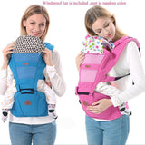 Ergonomic Baby Carrier BackPack Multifunctional 3 In 1
