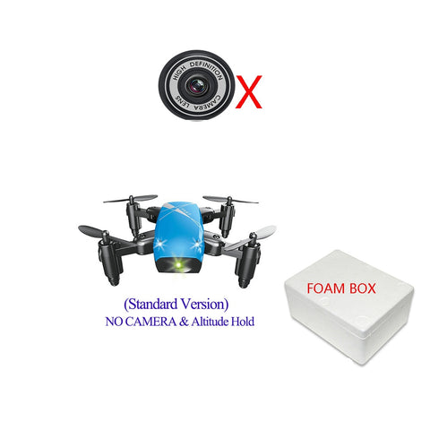Mini RC Foldable Drone With Camera