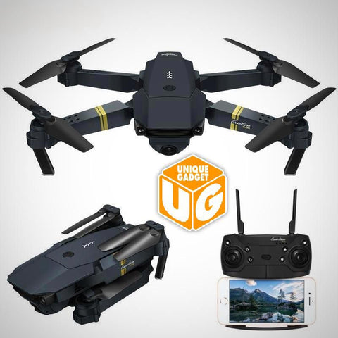 (video) Wide Angle HD Camera Quadcopter Drone