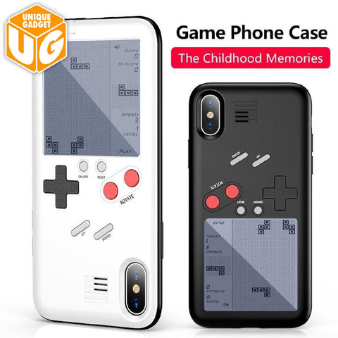 Game Machine Phone Case