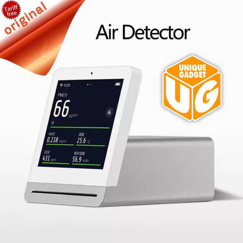 (video) Control Indoor Outdoor Air Detector