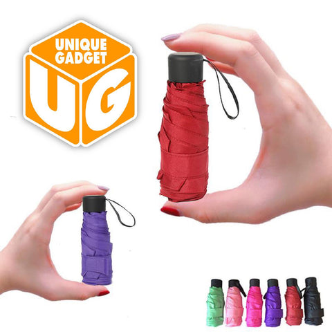 Mini Pocket Travel Umbrella