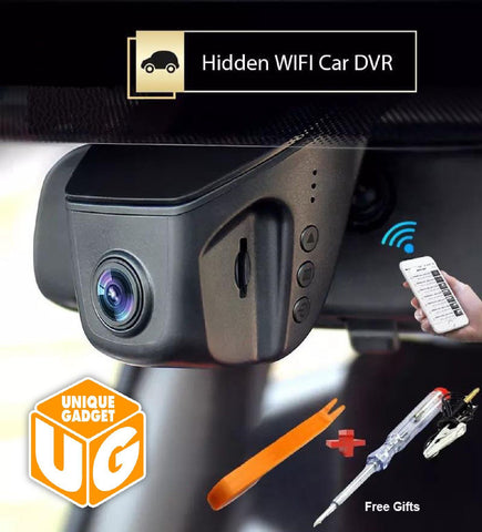 Car DVR Full HD1080P 6G Lens H.264