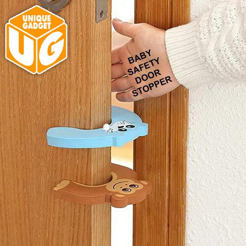 5Pcs/Lot Protection Baby Safety Door Stopper