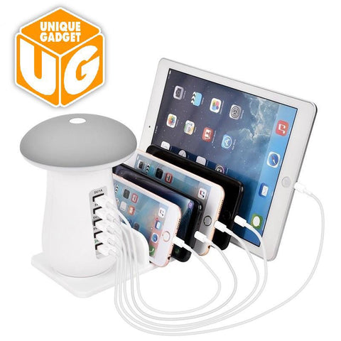 Multiple USB Phone & Tablet Charger
