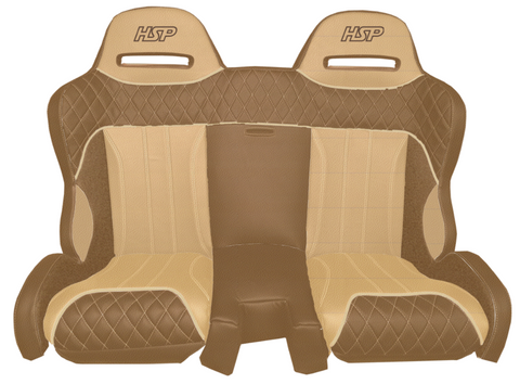 HSP Edge Bench Seats, ALL SEATS ARE CUSTOM MADE (NON INVENTORY ITEM) CALL FOR ORDERING INSTRUCTIONS 435.680.4050