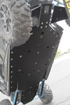 POLARIS RZR XP 4 SKID PLATE W/ BUILT-IN ROCKERS, PLEASE CALL FOR ORDERING INSTRUCTIONS 435.680.4050