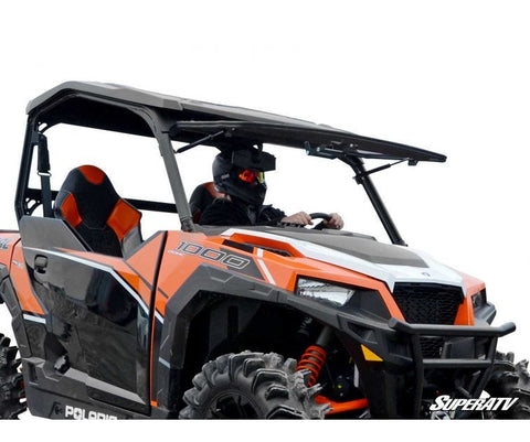 Polaris General Scratch Resistant Flip Windshield