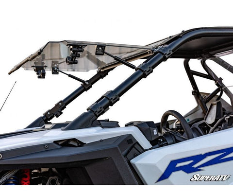 Polaris RZR PRO XP Scratch Resistant Flip Windshield