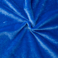 Dog Blankets - Mink Electric Blue