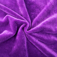 Pet Blanket- Mink Smooth Violet