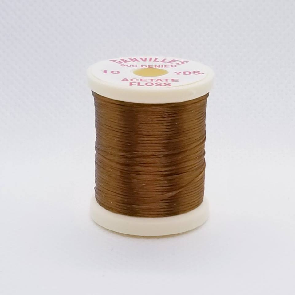 Danville Acetate Floss - Togens Fly ShopFly Tying Materials