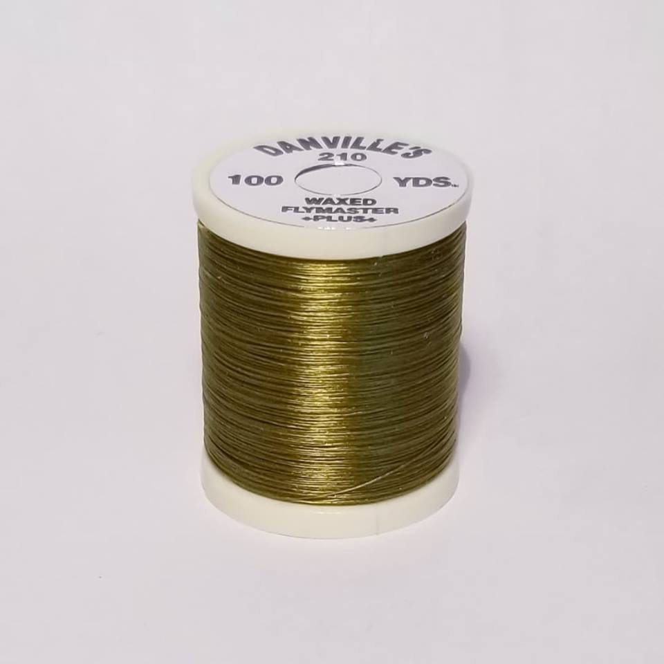 Danville Fly Master Thread Plus 210 - Togens Fly ShopFly Tying Materials
