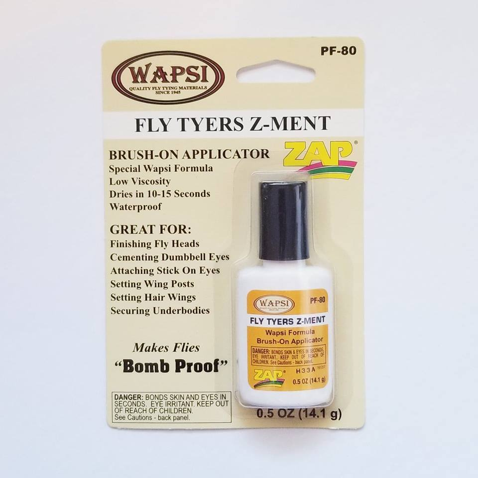 Fly Tyers Z-Ment - Togens Fly ShopFly Tying Materials